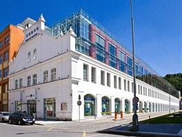 Corso Karlín vzniklo z bývalého továrního areálu u Křižíkovy ulice. Corso...