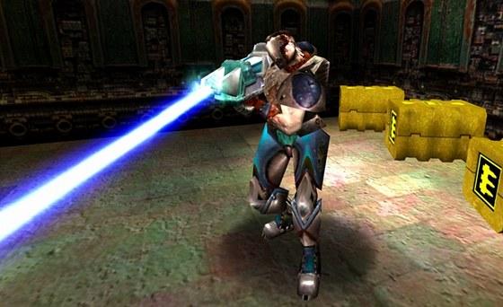 Quake 3 byl kulminací toho nejlepšího v arénových střílečkách.