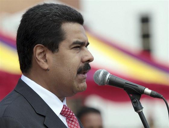 Nicolas Maduro jako pokračovatel zesnulého levicového prezidenta Huga Cháveze