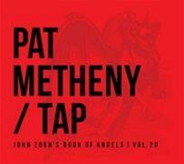 Pat Metheny: Tap (obal)