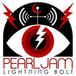 Pearl Jam, obal alba Lightning Bolt