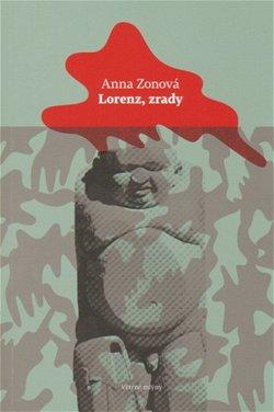 Obálka knihy Lorenz, zrady
