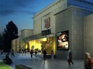 Takto by měl vypadat Kulturní dům Poklad po velké přestavbě, která začala na...
