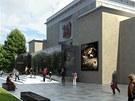 Budoucí podoba slavného porubského kulturního domu Poklad.