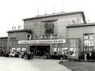 Takto vypadal porubský kulturní dům v roce 1979.