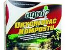 Urychlovač by měl nastartovat kompostovací proces.