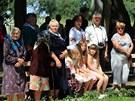 Pieta v Českém Malíně (11. 7. 2013)