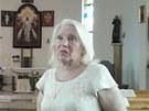 Valentina Firsová, za svobodna Zezulová, která žije v české vesnici
