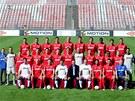 Fotbalová Zbrojovka se chystá na novou sezonu.