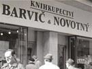 Historická tvář se obchodu vrátila až v roce 1996.