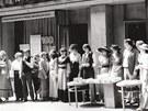 Rok 1983 a stoleté výročí obchodu.
