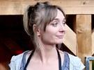 Natáčení televizního filmu Filipa Renče podle knihy Simony Monyové Sebemilenec.