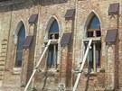 Kostel proroka Eliáše v ukrajinské Sněhurivce postavili původní němečtí