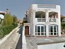 Jeden z domů v Zadaru, který měl koupit podle chorvatského tisku lobbista Roman