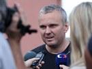 Bývalý náměstek ministra zemědělství Roman Boček opustil vazební věznici v...