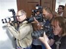 Obvodní soud pro Prahu 1 pokračuje v projednávání kauzy zveřejnění odměn
