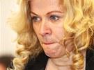 U Obvodního soudu pro Prahu 1 pokračovalo projednávání kauzy zveřejnění odměn...