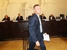 Janoušek uvedl, že kvůli zdravotnímu stavu nebude vypovídat, pouze přečetl svou