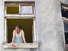 Jako poslední opustila romské ghetto v ostravském Přednádraží Květa