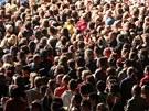 Na Vysočina fest dorazilo během tří dnů možná až 15 tisíc lidí.
