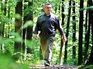 Ředitel hradeckých Městských lesů Milan Zerzán