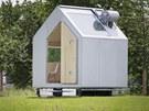 Diogene je vybavený fotovoltaickými články a solárními panely, nádrží na