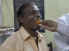 Zaměstnanci indické telegrafní služby si poslední den užili.