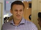 Advokát a bloger Alexander Navalnyj, který se vyprofiloval v čelního