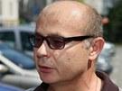 B�val� �editel Vojensk�ho zpravodajstv� Ondrej P�len�k opustil vazebn� v�znici
