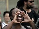 Američané se bouřili proti osvobozujícímu rozsudku pro George Zimmermana, který