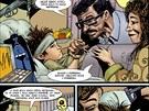 Nový komiks vydává nakladatelství Comics centrum.