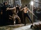 Bruce Lee ve filmu Drak přichází.