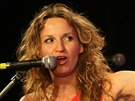 Kytaristka Ana Popovic, Olomouc 10. července 2013