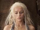 Emilia Clarke v seri�lu Hra o tr�ny