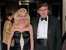 Ivana Trumpov� a Donald Trump (4. prosince 1989)
