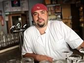 Majitel americké restaurace Zdeněk Střížek