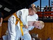 Judo, nejvhodnější sport pro děti 4-12 let.