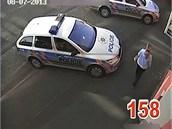 Policist� p�traj� po nezn�m� t�hotn� �en�, kter� se v pond�l� 8. �ervence r�no