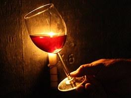 Víno od vinaře Pavla Hrabkovského z Velkých Žernosek
