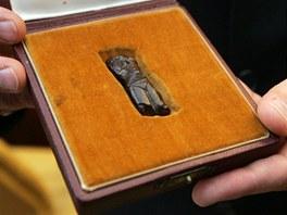 Petřkovická venuše je jednou z mála štíhlých sošek svého druhu na světě.