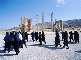 Ápádána, Persepolis.