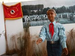 Výstava o dovolené za socialismu v Chrudimi. Foto: Michal Klíma, MAFRA
