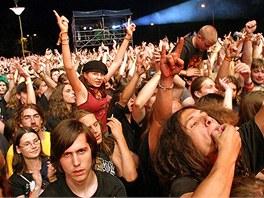Masters of Rock - publikum - festival Maters of Rock, Vizovice (12.-15.