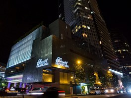 Hotel Fairmont Pacific Rim ve Vancouveru, kde zesnul herec Cory  Monteith. (13....