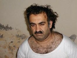 Chálid Šajch Muhammad po svém zadržení v roce 2003