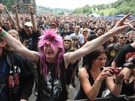 Fotit a nechat se fotit, i to je na Masters of Rock podstatná část zábavy.