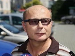 Bývalý ředitel Vojenského zpravodajství Ondrej Páleník na snímku z roku 2013
