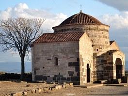 Silanus, kostel Santa Sabina