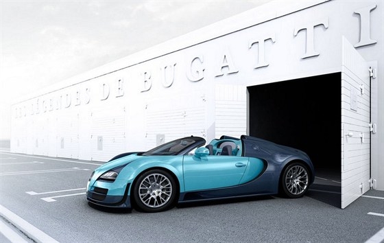 Bugatti Veyron Grand Sport Vitesse Legend Jean-Pierre Wimil