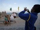 Brazílie se chystá na příjezd papeže Františka (21. července 2013)